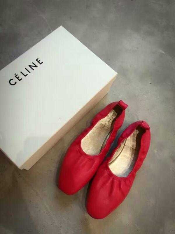 CELINE单鞋