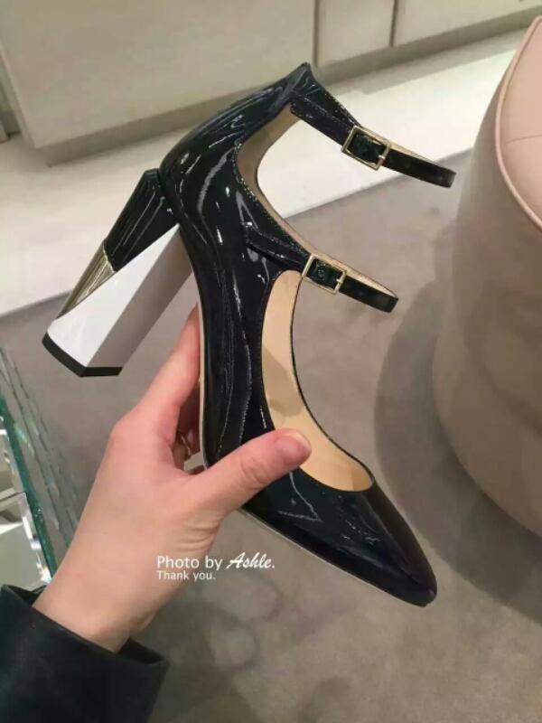 【Jimmy Choo】16FW专柜在售,独家款顶级原单高跟单鞋
