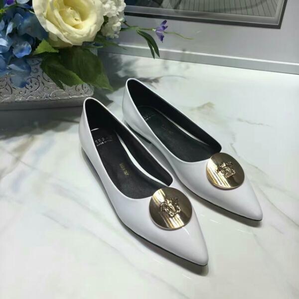 Versace范思哲2016最新款平跟单鞋