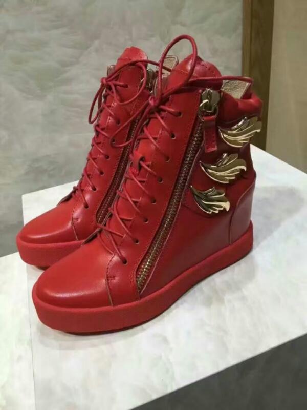 GZ潮爆新款!超级好看又潮的一款高帮鞋!