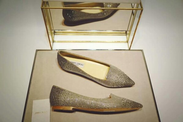 JimmyChoo中国官网同款全网独家首发顶级精致复刻水晶鞋