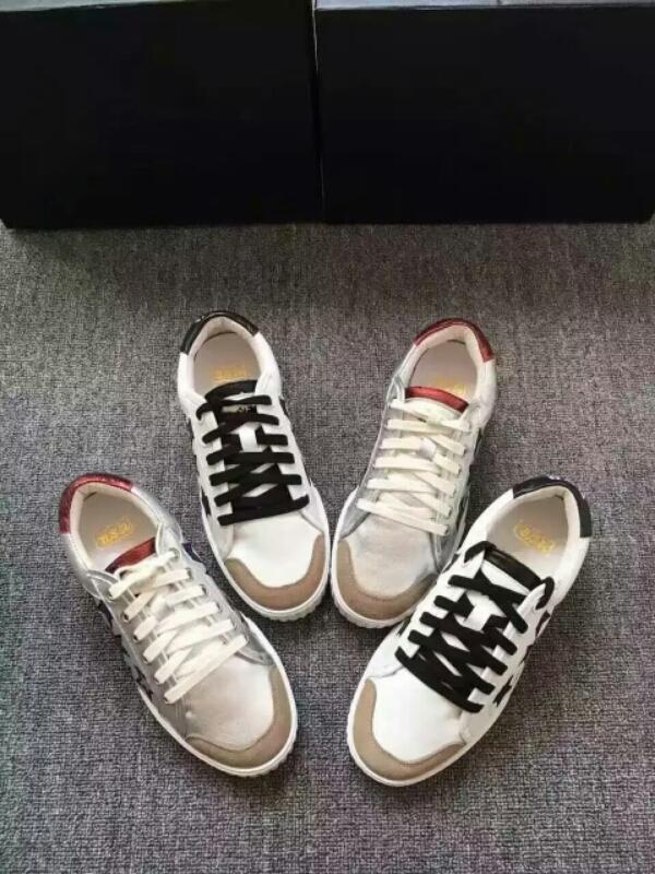ASH16秋冬新款刺绣星星系带休闲鞋,官网同步发售