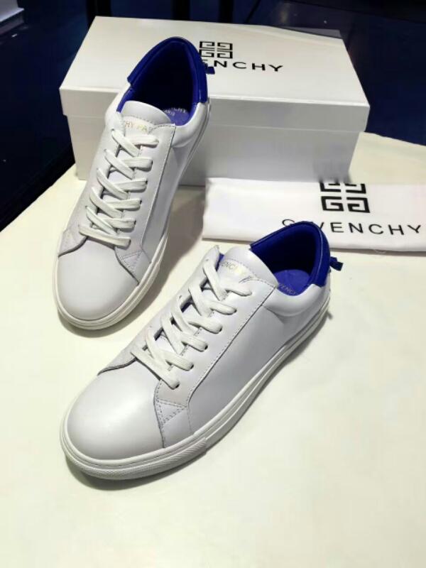 纪梵希GIVENCHY情侣鞋 厂家直销小白鞋