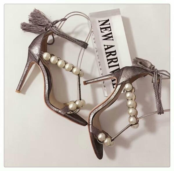 AULA CADEMARTORI 宝拉·凯蒂马托瑞2016新款凉鞋