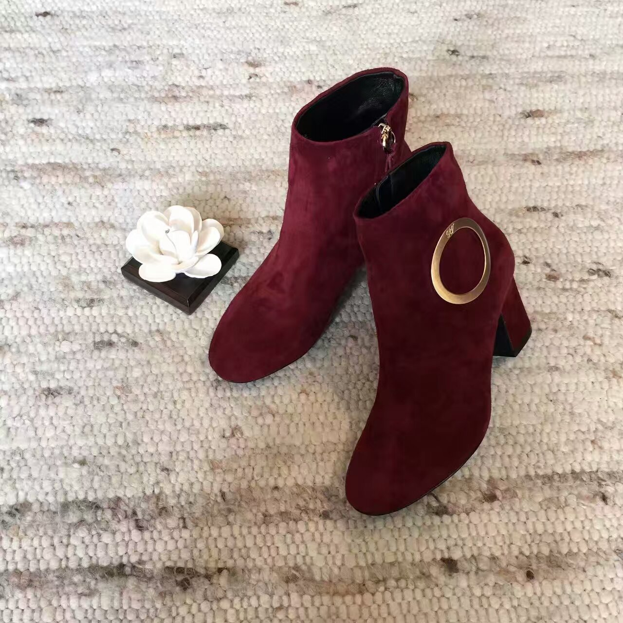 【Roger Vivier 】RV2016推出秋冬新款踝靴_短靴