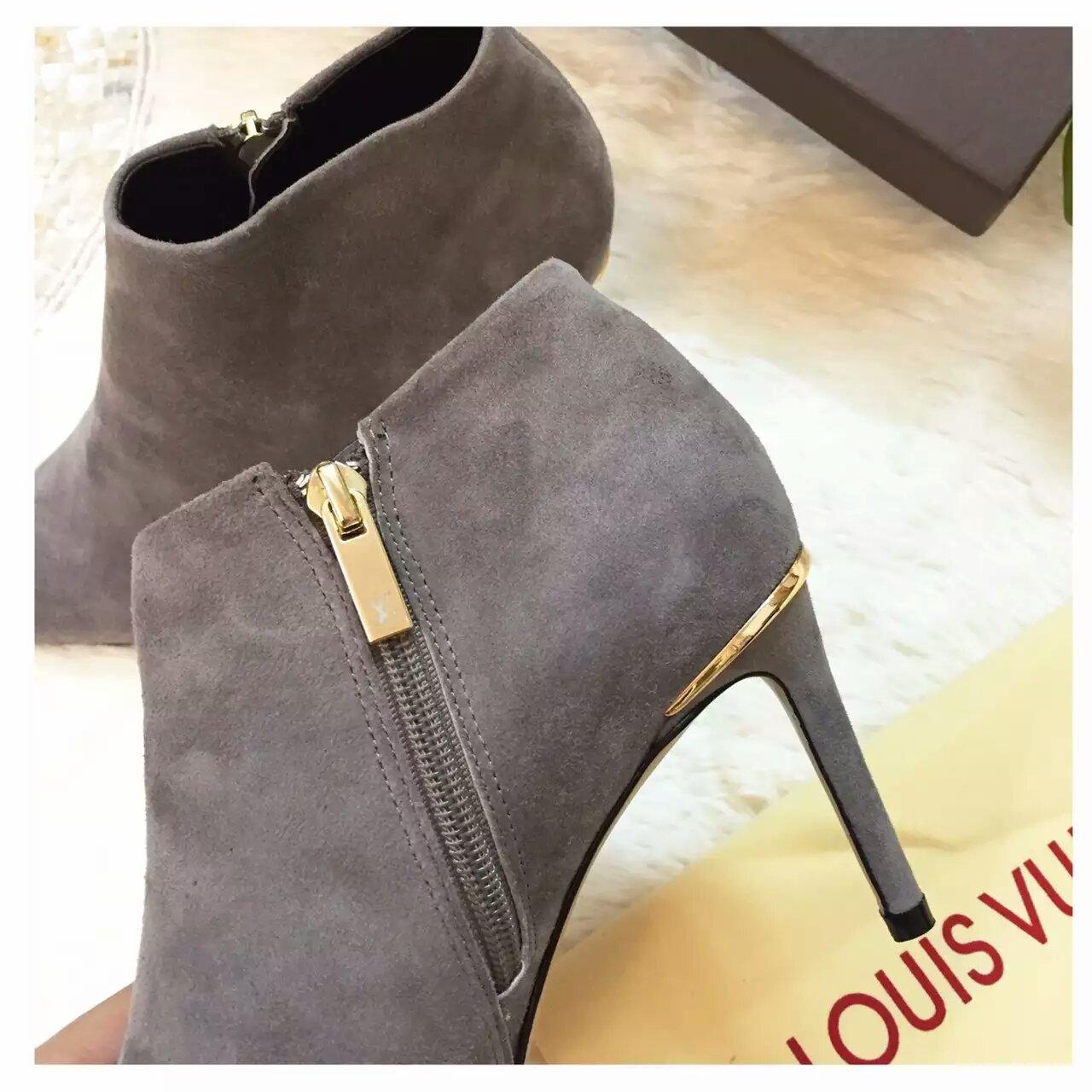【Louis Vuitton】2016FW早秋新款短靴