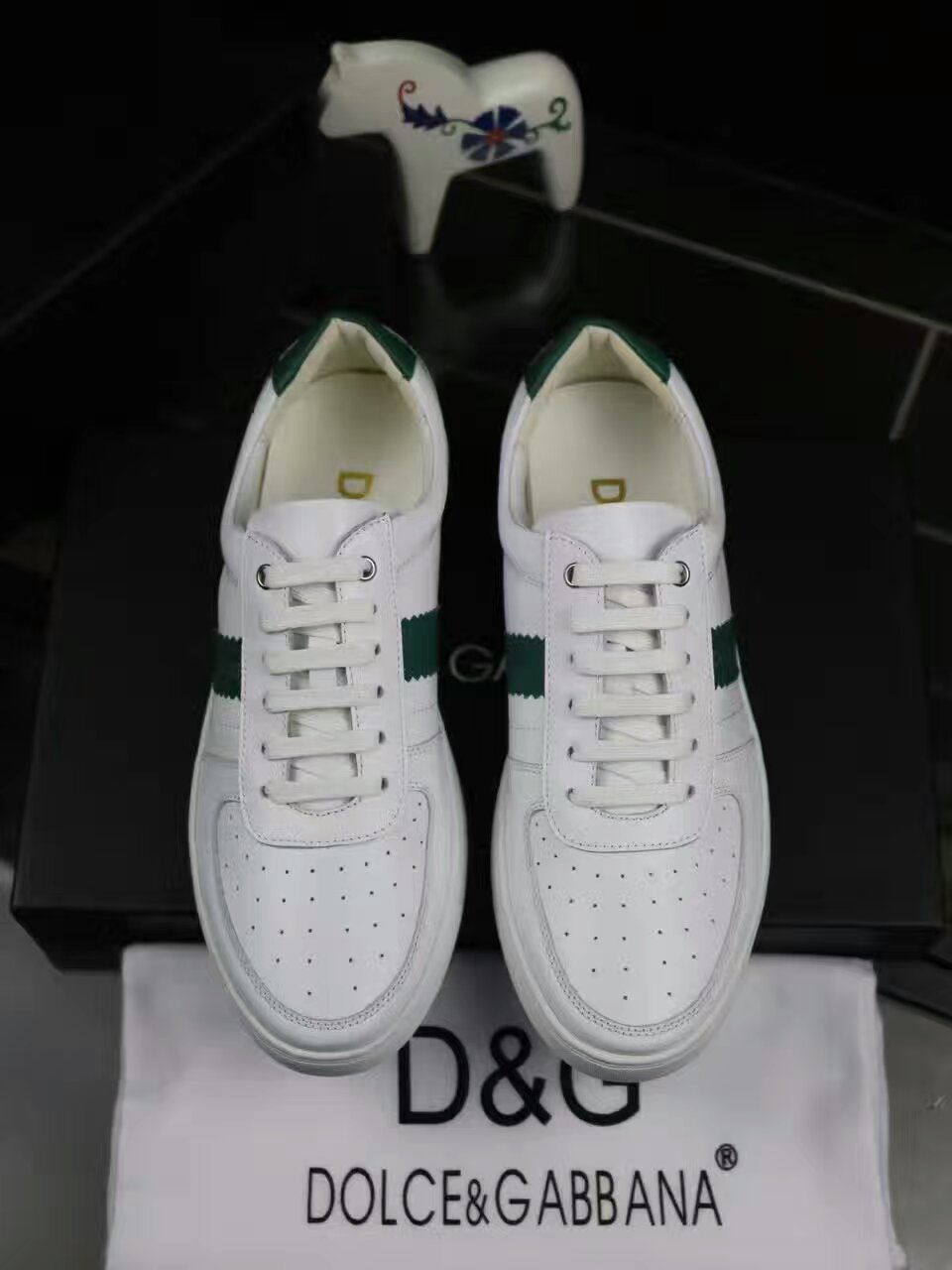 DG男鞋运动时尚鞋,巴黎买原版复刻