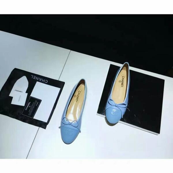 CHANEL芭蕾舞鞋完美上架 Paris巴黎专柜同步