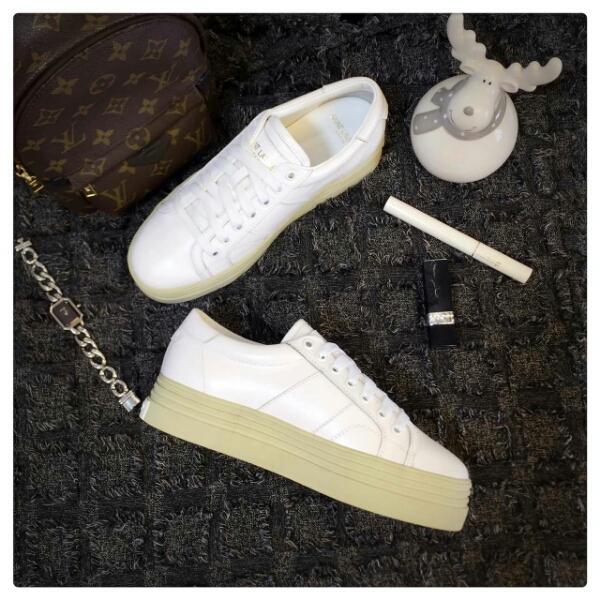 SAINT LAURENT圣罗兰YSL小白鞋 真正的原版1:1复刻休闲鞋