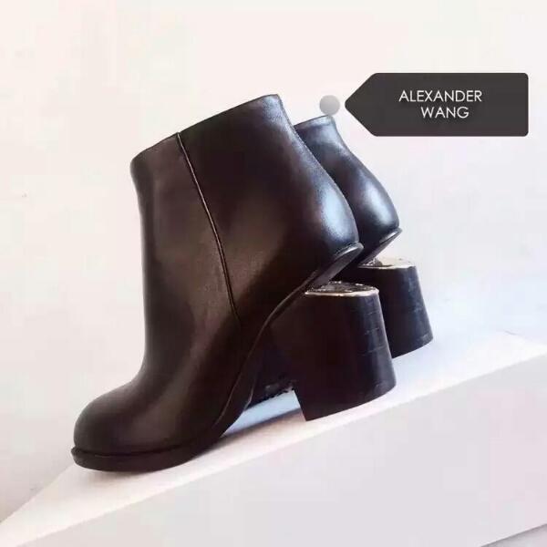 Alexander Wang…亚历山大王 秋冬专柜橱窗推荐王菲同款短靴