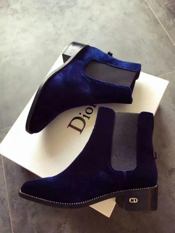 Dior新品 可四季搭配的爆款短靴