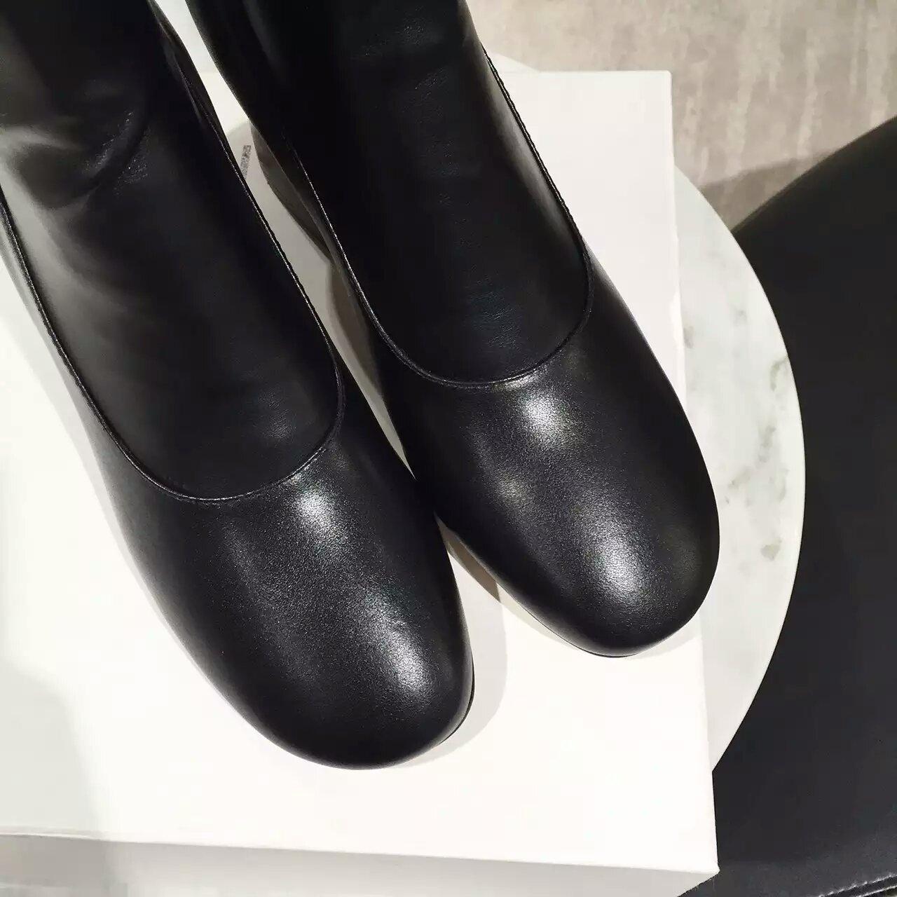 Celine 16秋冬最新款弹力短靴 原版专柜品质复刻