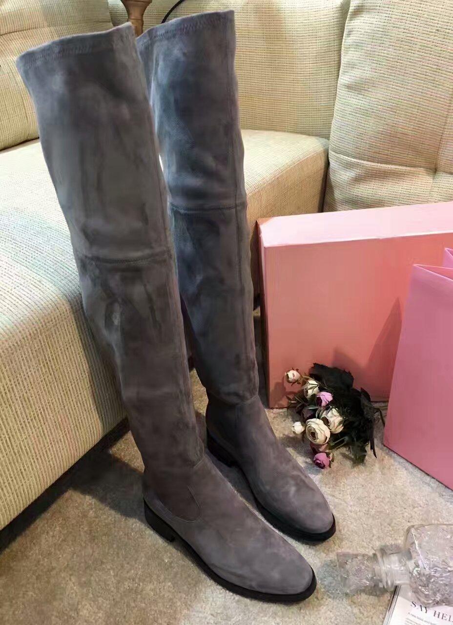 【Parallele】2016最新款瘦腿弹力靴