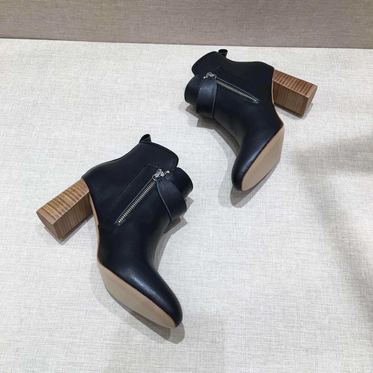 2016 秋冬款 ChIoe 专柜最新款短靴 秉承原版购入 完美复刻