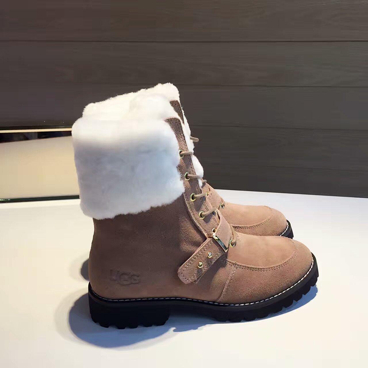 UGG雪地靴_新款来袭原代工厂原版开模雪地靴