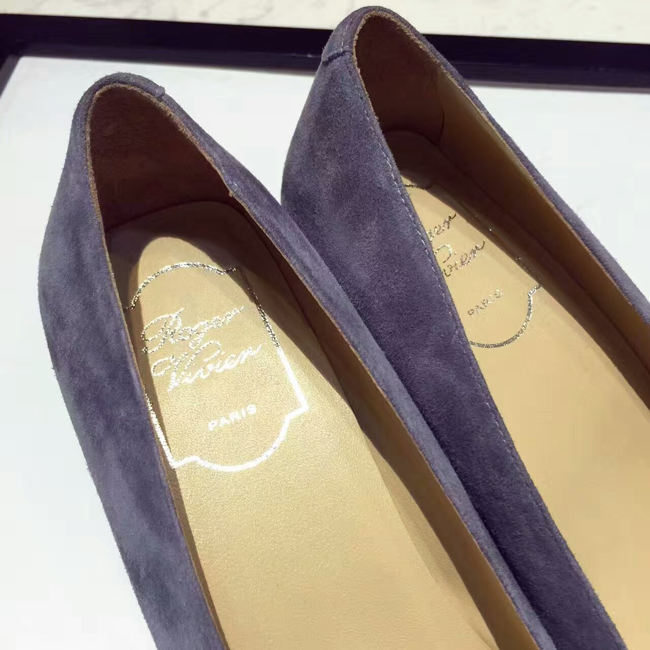 RV秋季新款单鞋16ss 支持专柜对比, 高逼格品质人群专供!