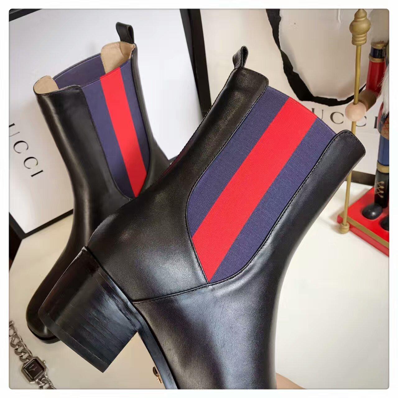 【GUCCI】简单短靴款中的王者