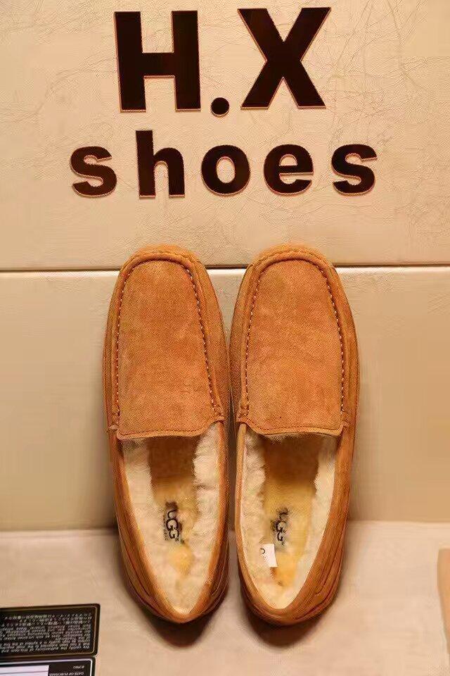 全新 UGG TWINSOLE系列双垫中帮毛鞋复刻 鞋身非常轻便
