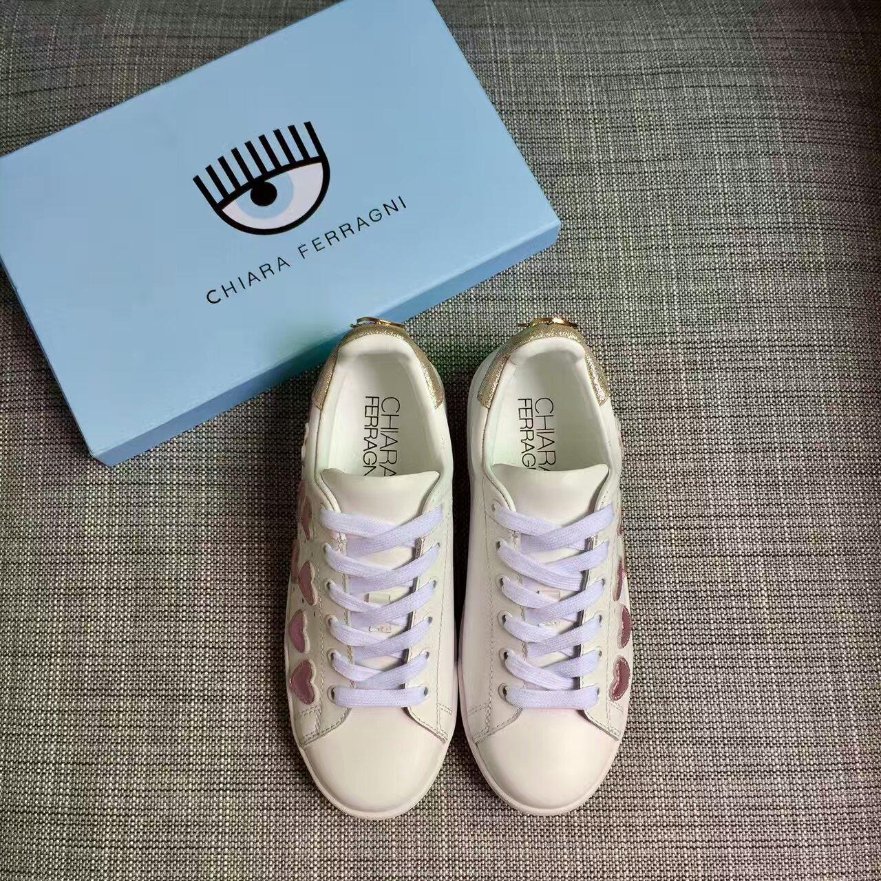 Chiaraferragni休闲鞋 超级潮品 各大时尚博主必备单品
