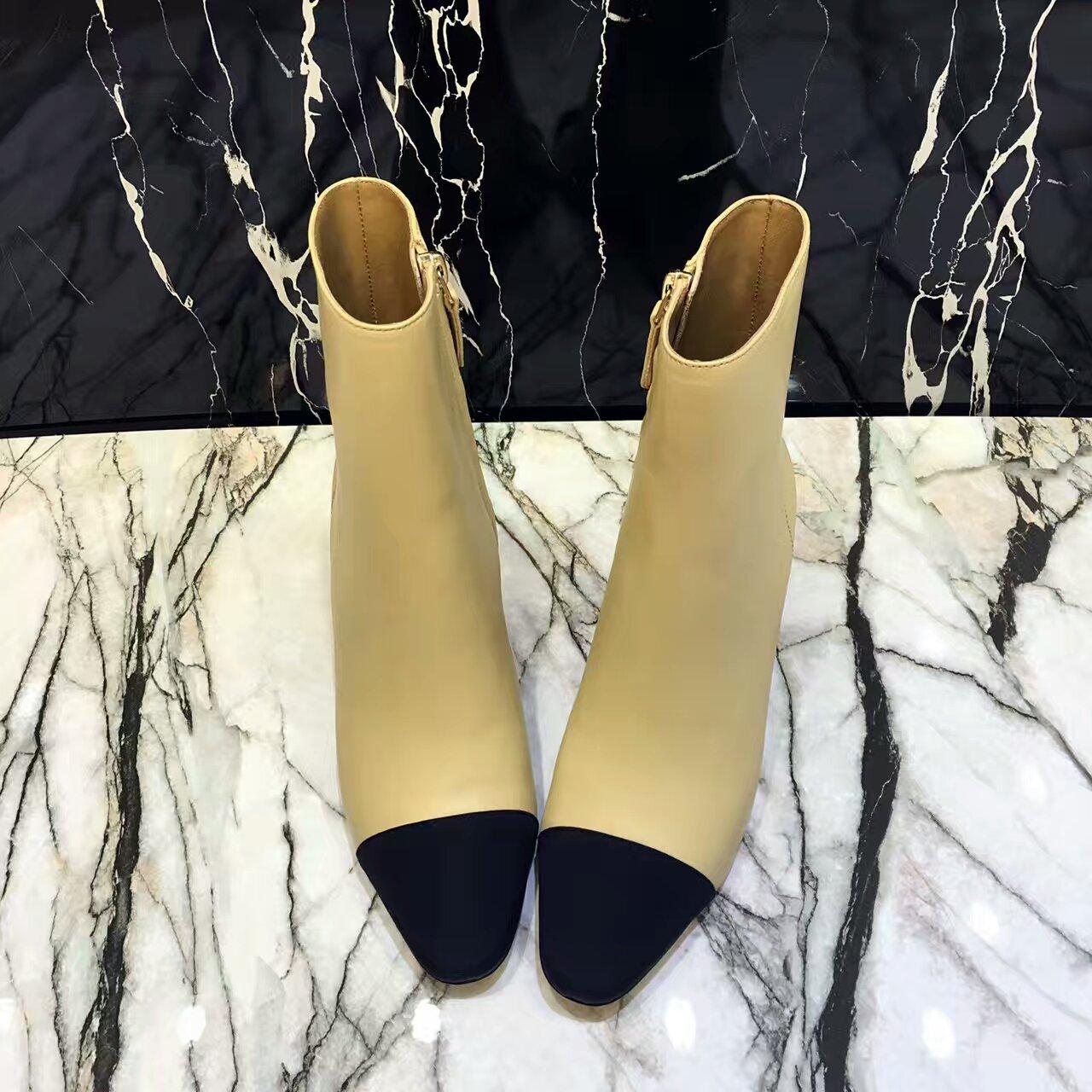 【CHANEL】风靡全球的百搭款短靴