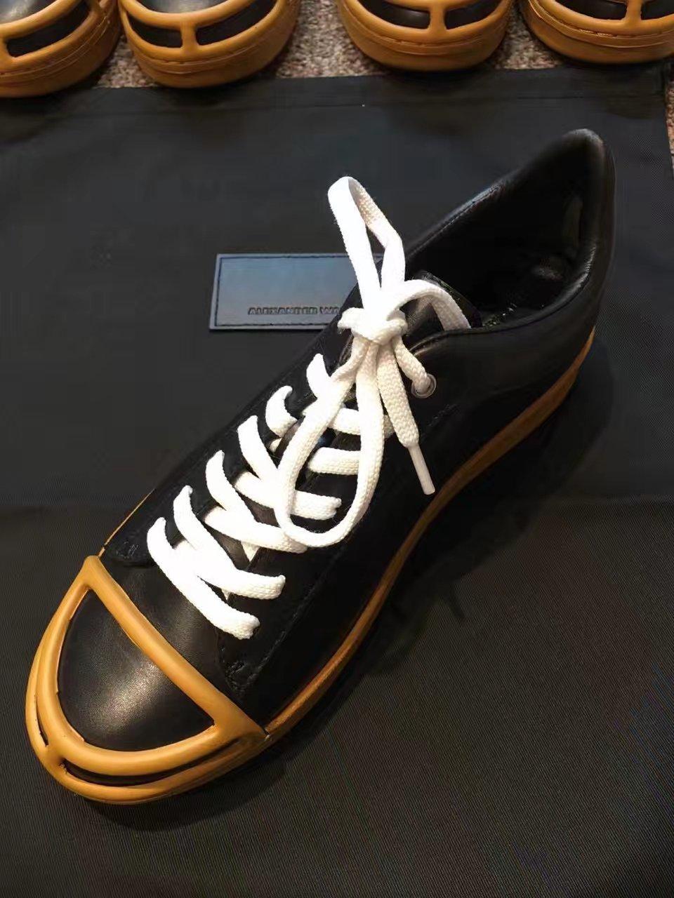 原厂出口美国 Alexander wang 休闲鞋
