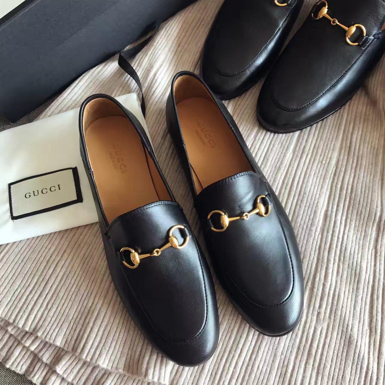 顶级产品【Gucci】新款单鞋_古奇女鞋