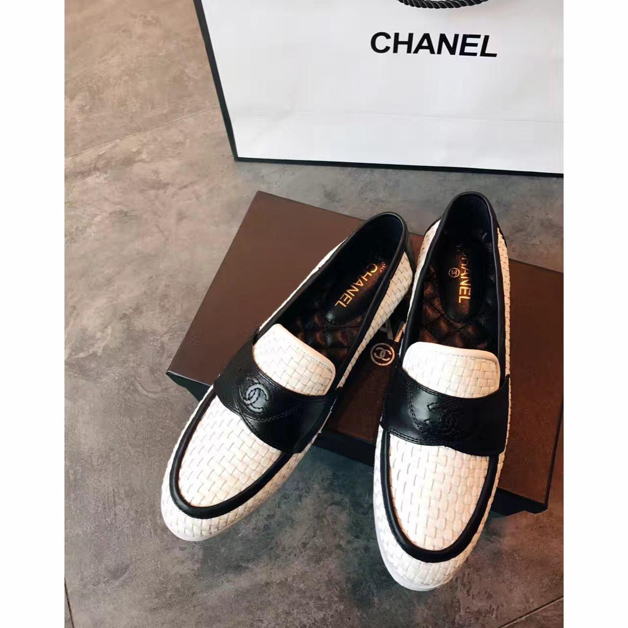 Chanel单鞋_2017款香奈儿女鞋价格