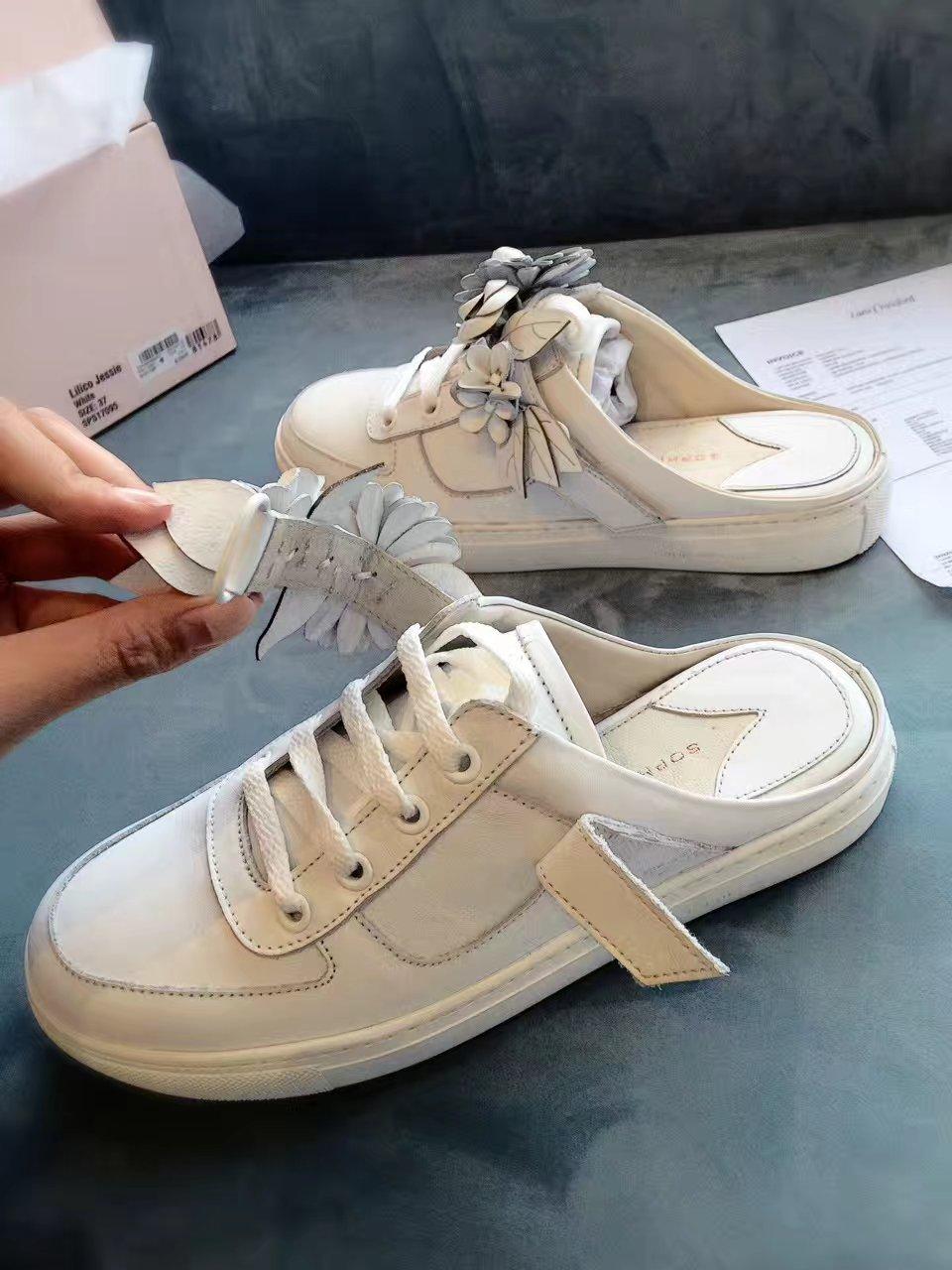 【SOPHIA WEBSTER女鞋】17ss专柜同款拖鞋