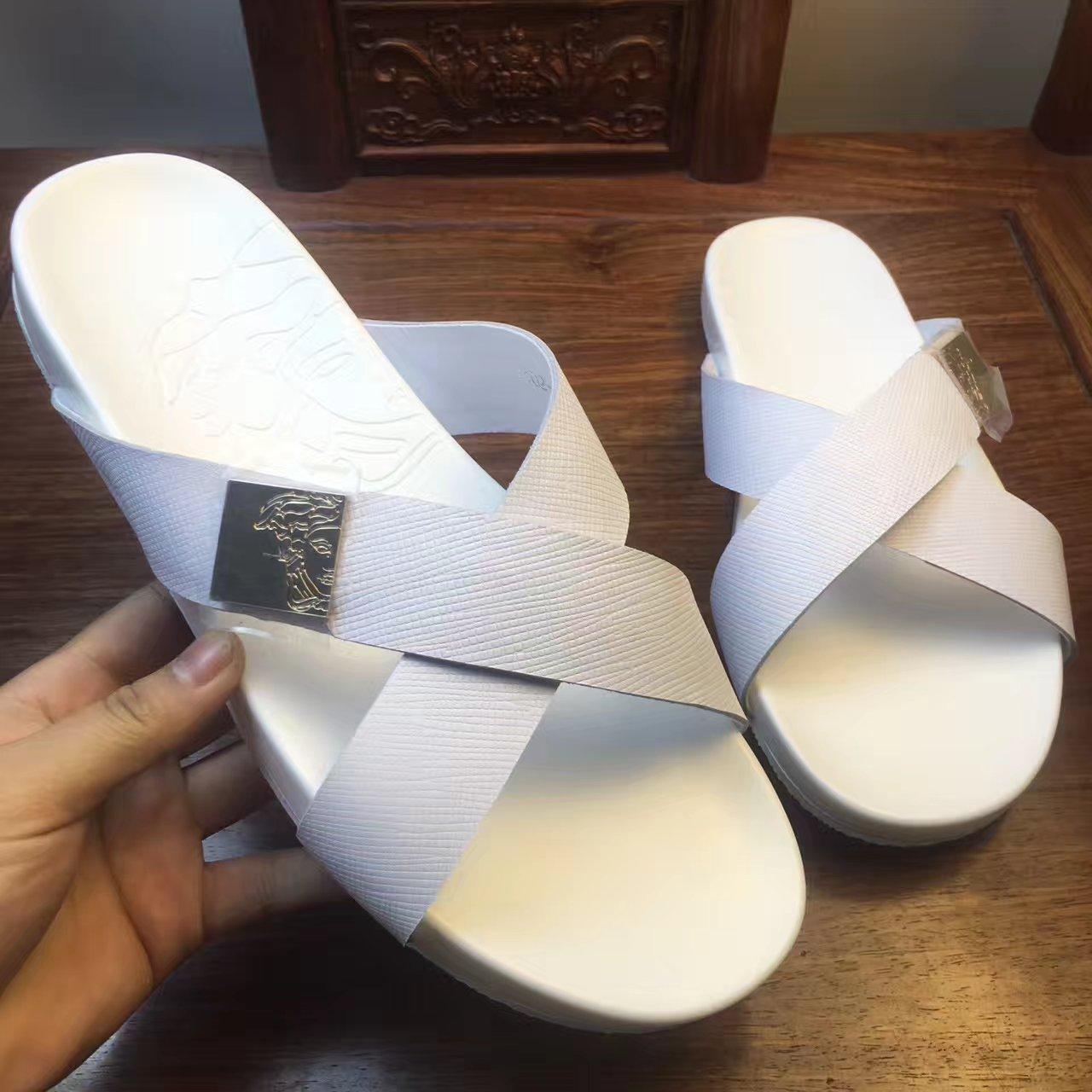 Versace 范思哲拖鞋_Versace拖鞋图片多少钱