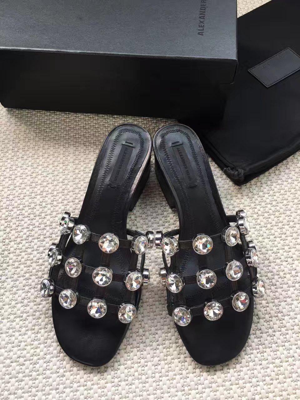 Alexander Wang原单凉鞋