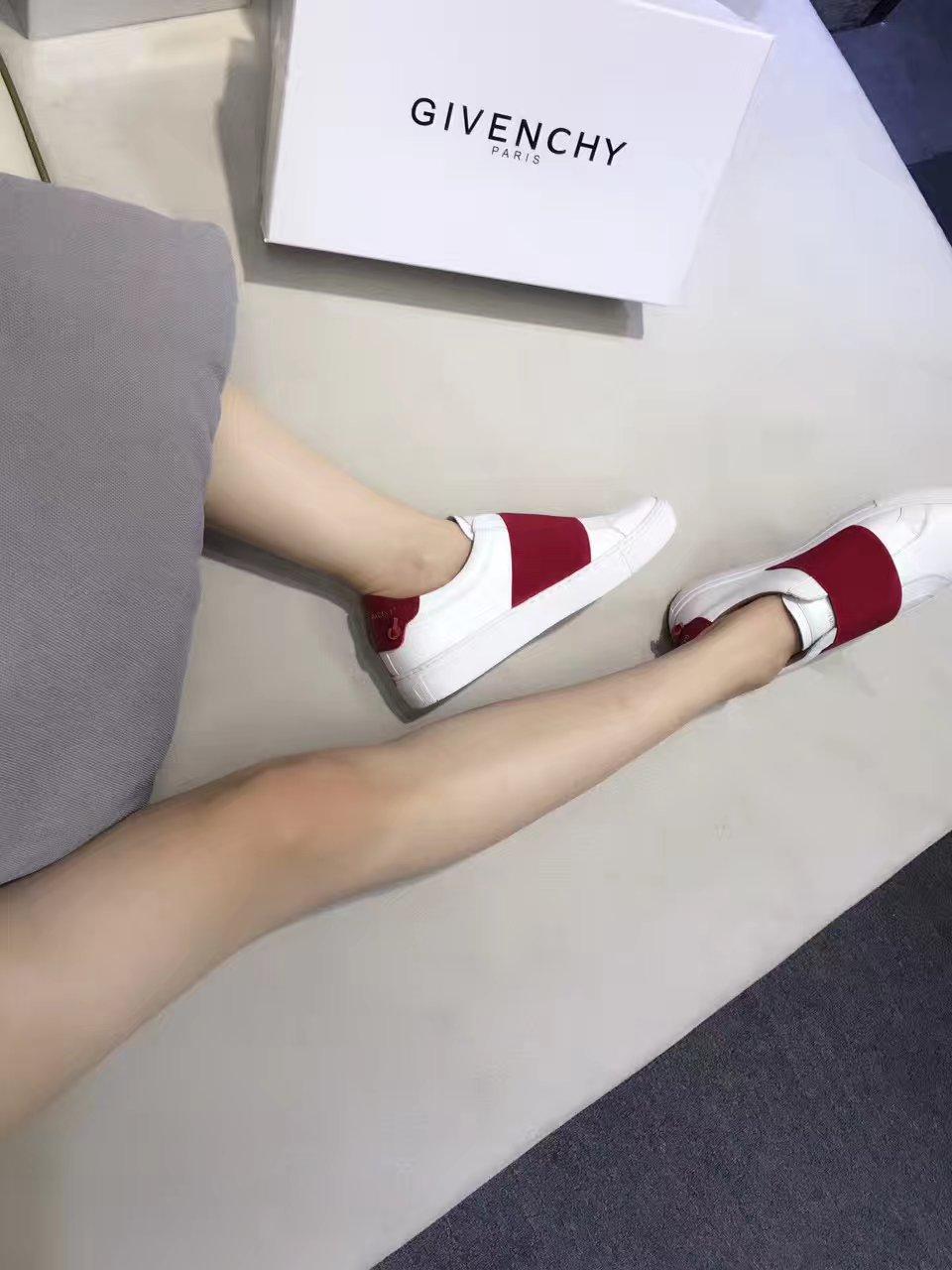 纪梵希小白鞋2017早秋新款休闲板鞋