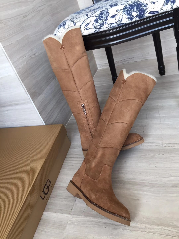 UGG雪地靴官网同步新款长筒靴雪地靴