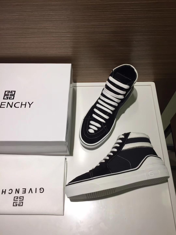 GⅣENCHY纪梵希高帮鞋 专柜官网同步