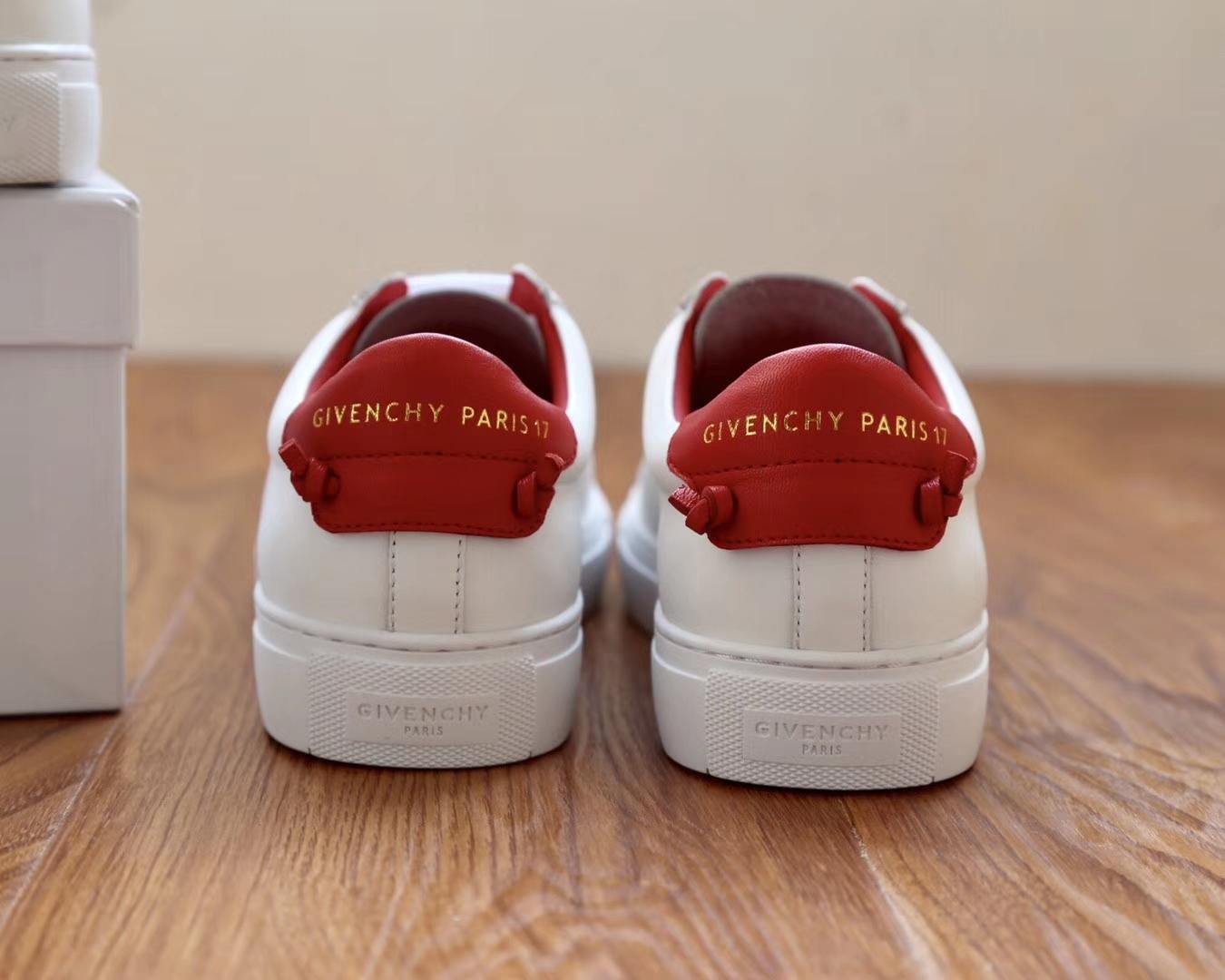 """017新款纪梵希小白鞋"""""""