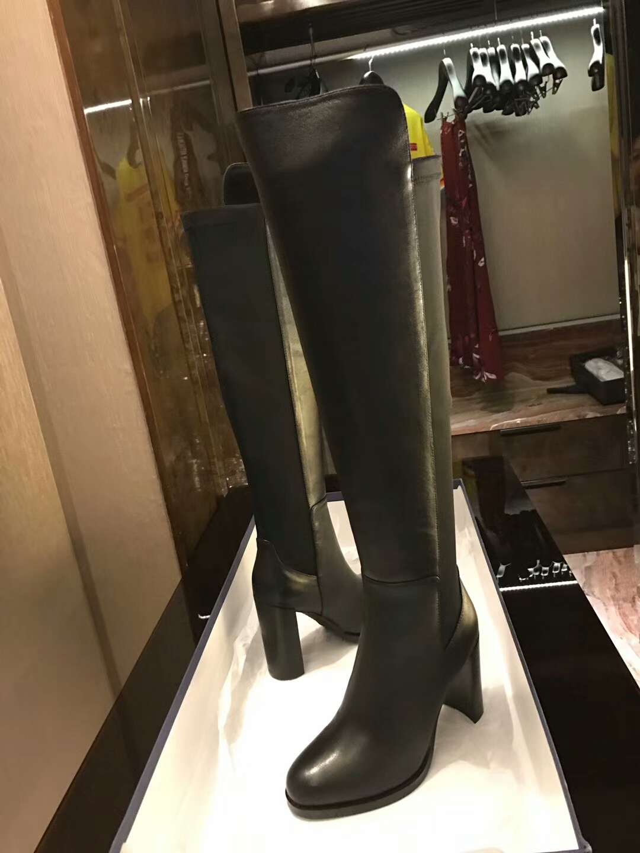 Stuart Weitzman弹力靴 5050长筒靴 9cm 高跟长靴