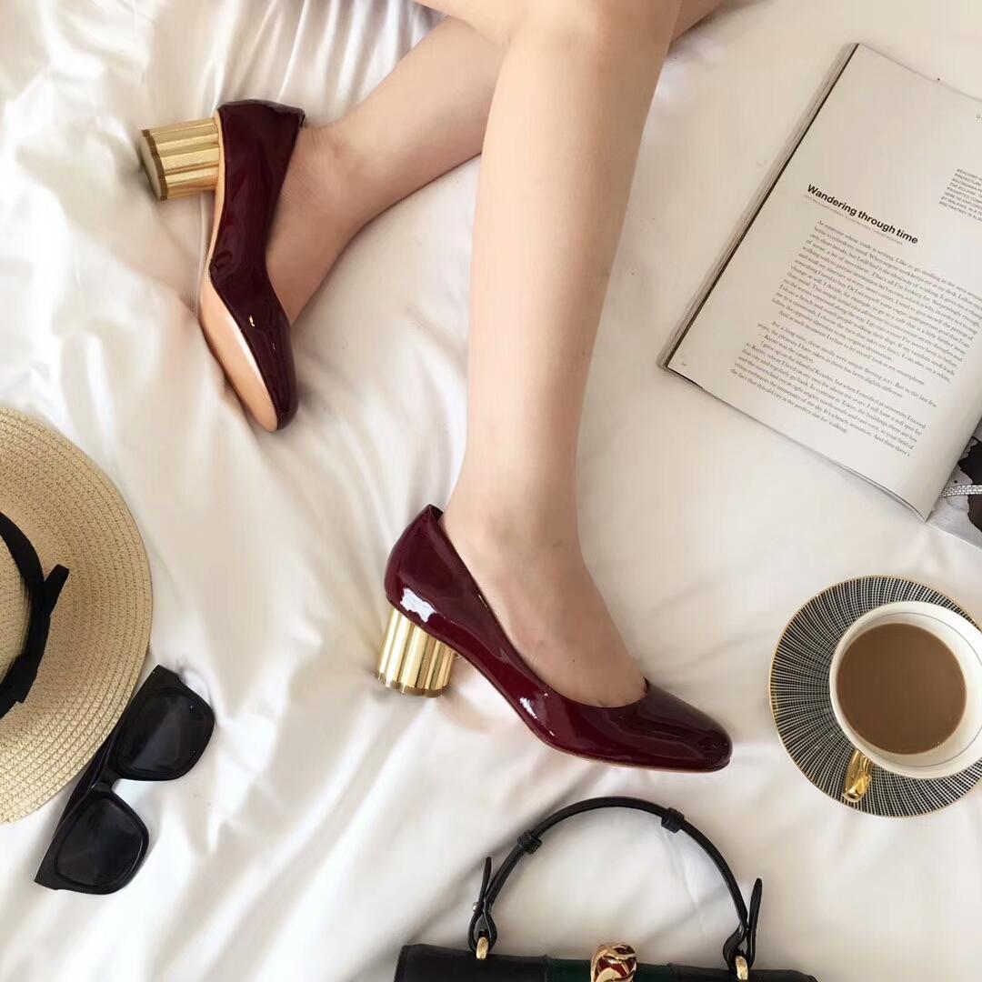 【Salvatore Ferragamo女鞋】菲拉格慕最高版本单鞋
