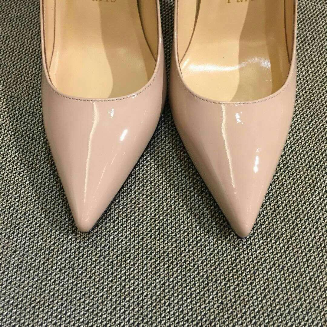 CL顶级版本高跟鞋18s新款经典款红底鞋