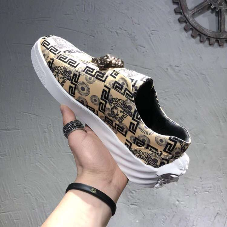 【范思哲】VERSACE时尚休闲鞋男鞋