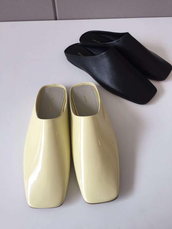 【CELlNE】赛琳最新春夏款女士半拖鞋