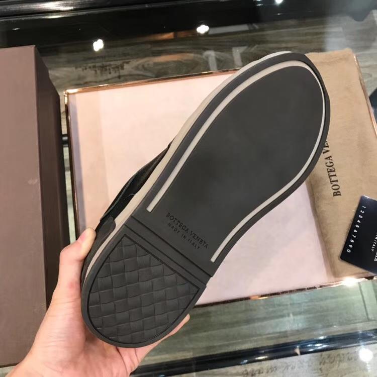 《BOTTEGA VENETA》顶级代购BV男士休闲鞋专柜同步发售