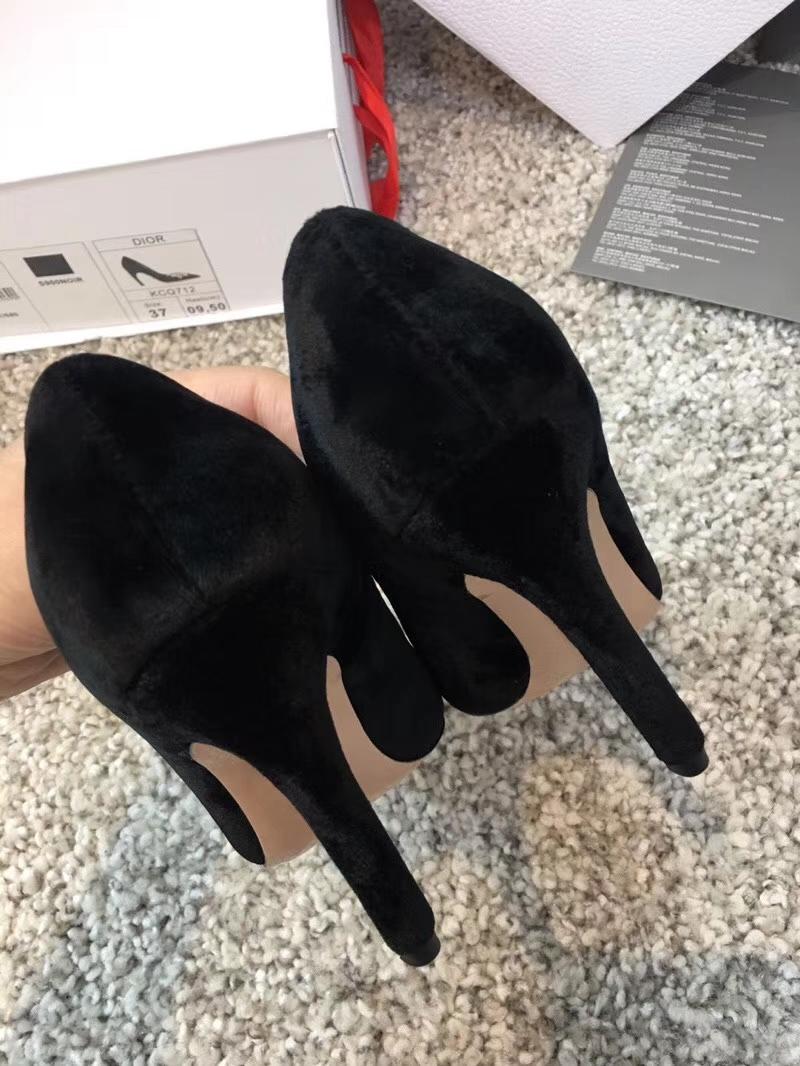 Dior早春新款高跟鞋