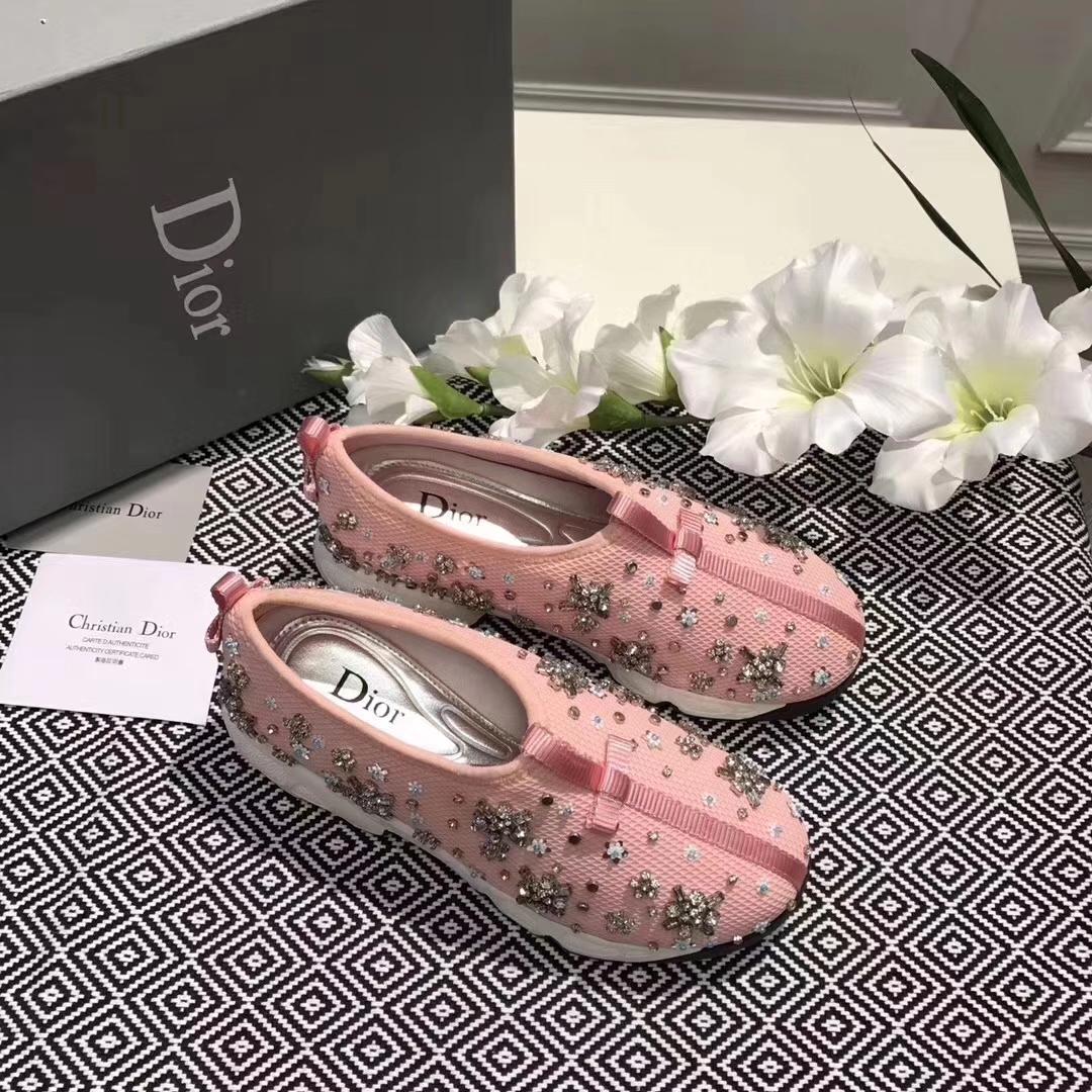 Dior休闲鞋(迪奥)2018秋冬花园鞋