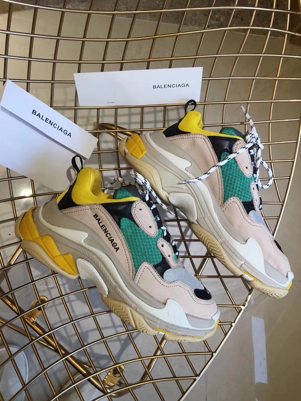 Balenciaga 老爹鞋 情侣款运动休闲鞋