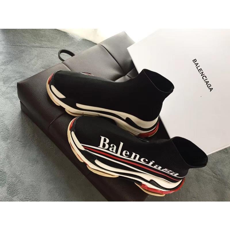 【BALENCIAGA】18早春欧洲专柜最新袜子鞋
