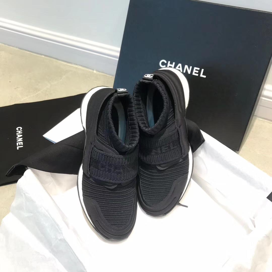 原单货!Chanel女款休闲鞋大货已出