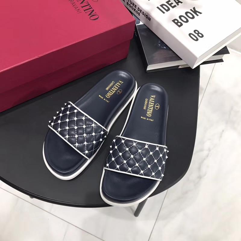 Valentino 18/ss华伦天奴最新款拖鞋来啦!