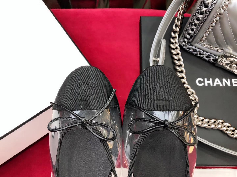 Chanel 顶级芭蕾舞鞋平底单鞋