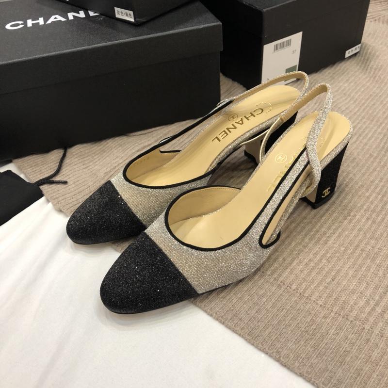 Chanel 2018新色经典款女士单鞋