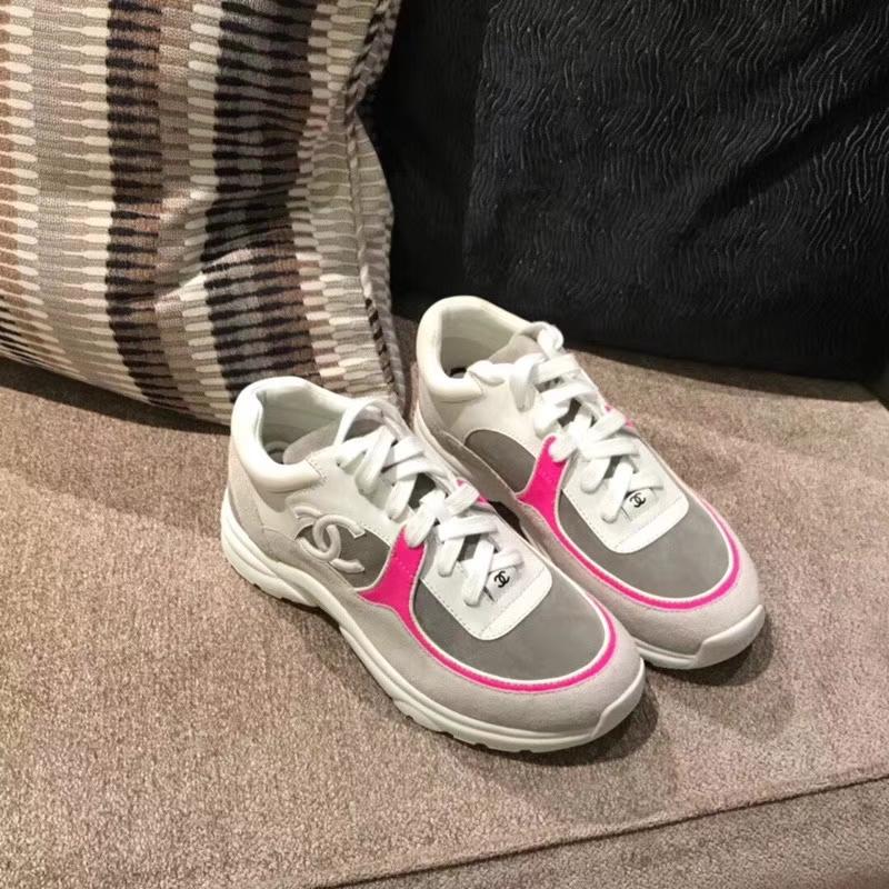 CHANEL 宋茜江疏影同款香奈儿运动鞋