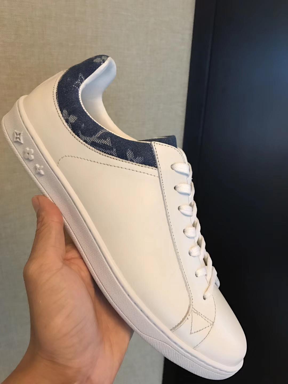 LOUIS VUITTON2018新款小白鞋男款休闲鞋